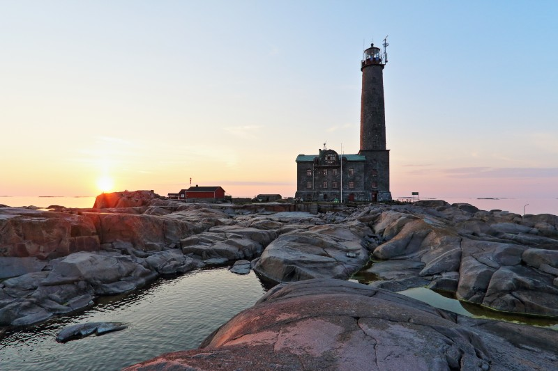 Photo of the lighthouse.